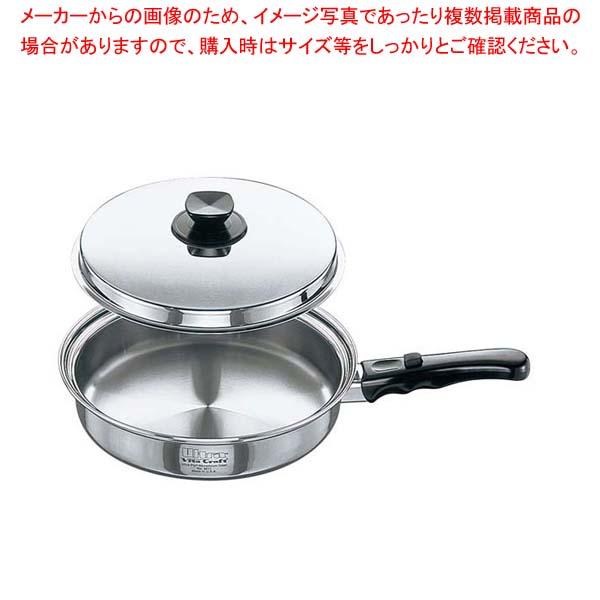 ビタクラフト ウルトラ フライパン 9410 27cm 向手付 【厨房館】【 鍋全般 】