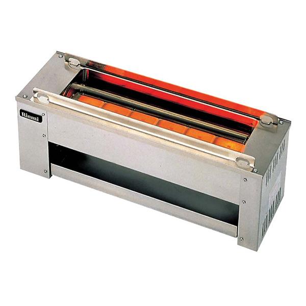 リンナイ 赤外線下火式グリラー 串焼62号 RGK-62D 【厨房館】焼アミ