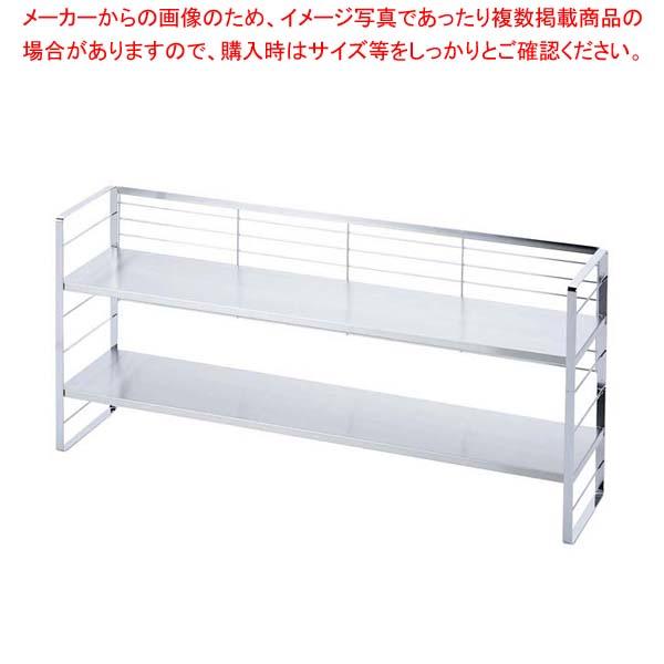 ステンレス 棚の出窓シェルフ 88cm 【厨房館】清掃・衛生用品