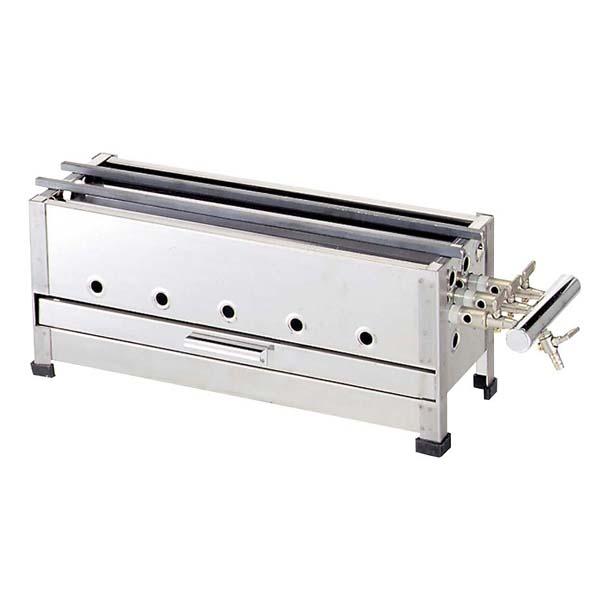 IT やきとり器 3本バーナータイプ YA16 6B 【厨房館】焼アミ