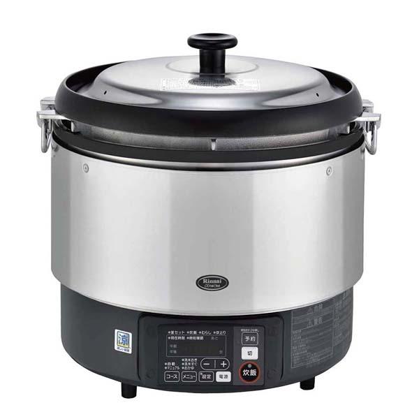 リンナイ 卓上型炊飯器 涼厨 αかまど炊き RR-S500G 13A 【厨房館】炊飯器・スープジャー