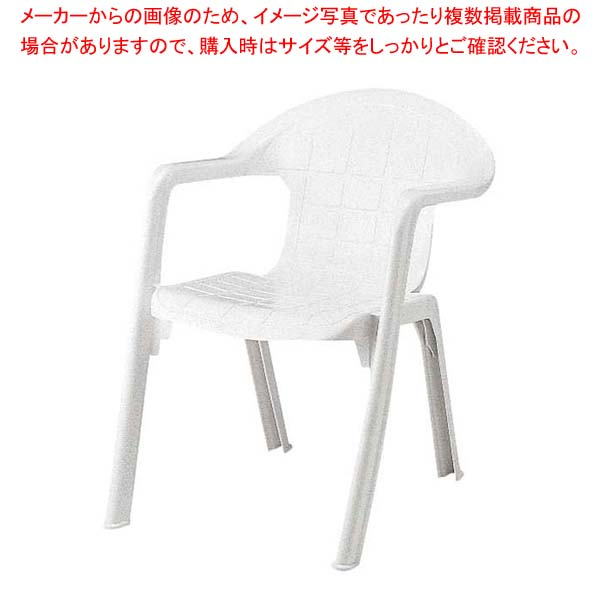 ガーデン サンチェア MZ-595-202-8 【厨房館】店舗備品・インテリア