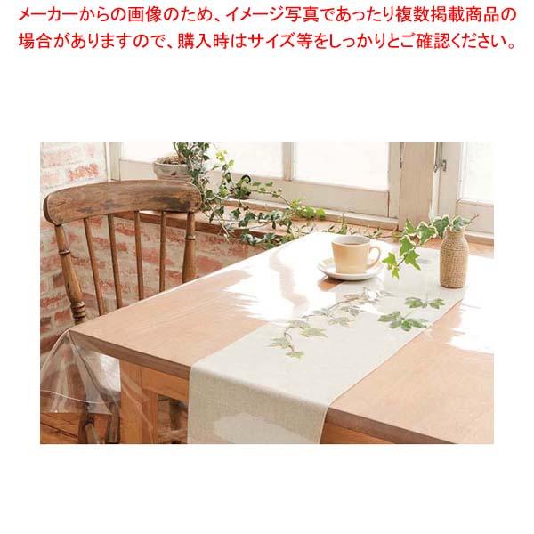 ハイブリット透明テーブルクロス 90cm×10m巻 厚み1mm HCR10090 【厨房館】店舗備品・インテリア