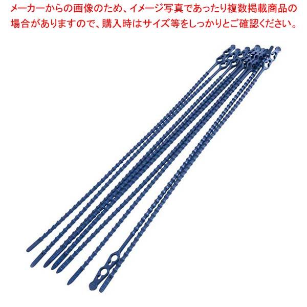 金属探知機対応 クイックファスナー 180mm(200本入)85511 【厨房館】厨房消耗品