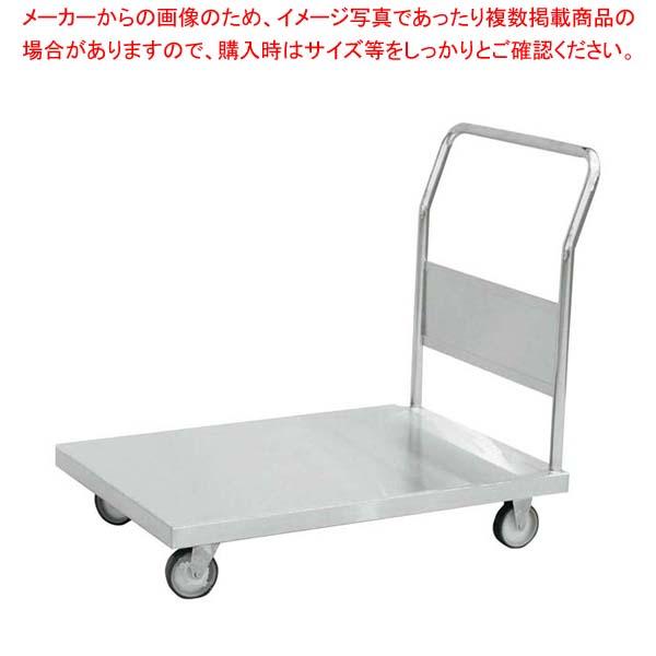 ステンレス台車 SFD ナイロンウレタンキャスター 【厨房館】