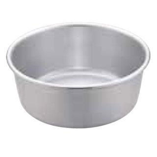 【まとめ買い10個セット品】アルマイト ニュー洗桶 27cm 【厨房館】