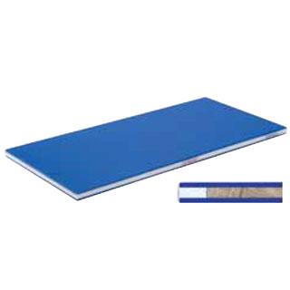 【 業務用 】抗菌ポリエチレン・ブルーかるがるまな板 750×350×25