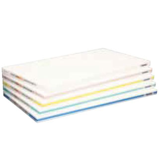 【 業務用 】ポリエチレン・軽量おとくまな板 4層 600×300×H25mm Y
