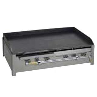【 業務用 】台置き式 鉄板焼器 GR-115 都市ガス