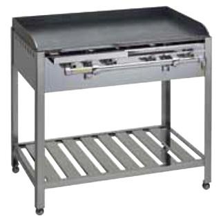 【 業務用 】テーブル式 鉄板焼器 GT-135 都市ガス