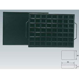 【まとめ買い10個セット品】【 業務用 】【 シリコン シリコーン加工長角型天板 56面[蓋付] SN9060 ENDO 】