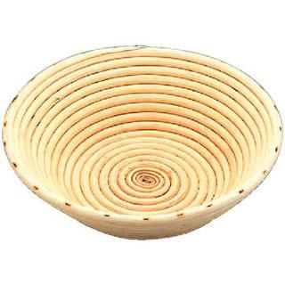 【まとめ買い10個セット品】【 業務用 】醗酵カゴ スリ鉢型 #2