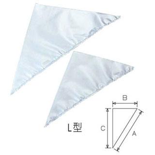 【まとめ買い10個セット品】【 業務用 】ポリエチレン絞り袋 L型[100枚入] 大