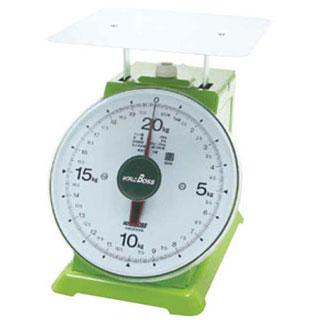 【まとめ買い10個セット品】【 業務用 】ワールドボス 並大型 自動秤 20kg[TKM-20]
