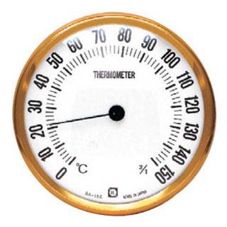 【まとめ買い10個セット品】【 業務用 】乾式サウナ用温度計 SA-150