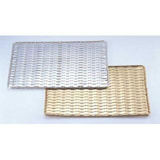 【まとめ買い10個セット品】【 業務用 】真鍮製パンスノコ[手編] ENDO 小 銀メッキ ENDO