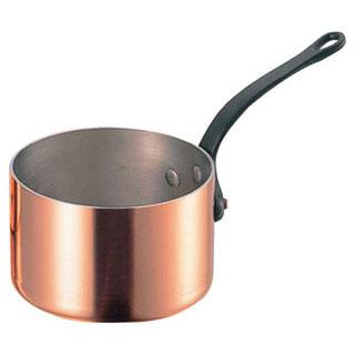 【まとめ買い10個セット品】【 業務用 】銅極厚鍋深型 鉄柄 18cm