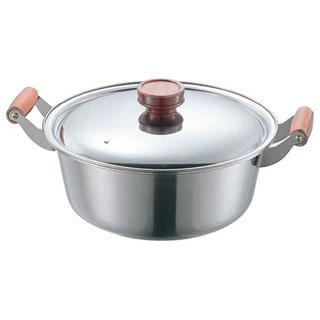 【まとめ買い10個セット品】 【 業務用 】21-0 大漁鍋 33cm