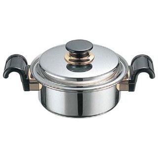 【 業務用 】【 サバティーニ両手鍋 26cm 】【 両手鍋業務用鍋 】 【 厨房器具 製菓道具 おしゃれ 飲食店 】