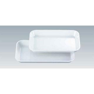 【まとめ買い10個セット品】【 業務用 】デリカバット 白 小 尺0寸 B-3-91 【 調理バット 】
