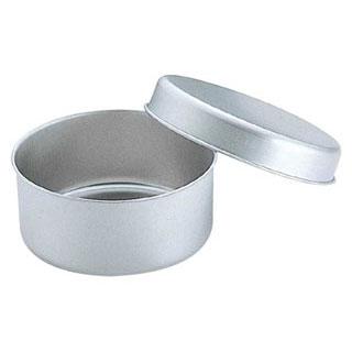 【まとめ買い10個セット品】【 業務用 】チタン丸型容器 18cm