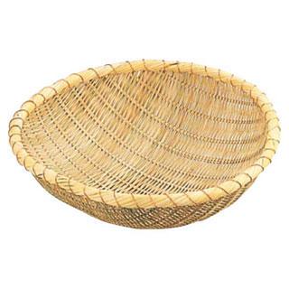 【まとめ買い10個セット品】【 業務用 】竹製揚ザル 45cm