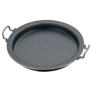 【まとめ買い10個セット品】【 業務用 】鉄餃子鍋 33cm