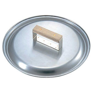 【まとめ買い10個セット品】【 業務用 】ステン餃子鍋用蓋 36cm用