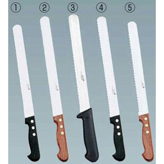 【まとめ買い10個セット品】【 業務用 】デグロン INOX パン切りナイフ [1]P柄 細目 35cm 65340-35-C