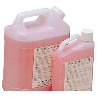 【まとめ買い10個セット品】【 業務用 】シルクリーンN[液体] 4L