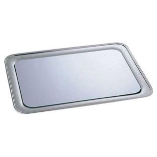 【 SWアクリル角盆用ミラープレート 18インチ 】【 厨房器具 製菓道具 おしゃれ 飲食店 】 【厨房館】