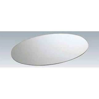 【まとめ買い10個セット品】【 業務用 】SWアクリル小判皿用ミラープレート 22インチ