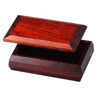 【まとめ買い10個セット品】【 業務用 】木製楊枝箱