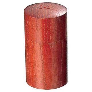 【まとめ買い10個セット品】【 業務用 】木製筒型塩入れ