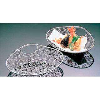 【まとめ買い10個セット品】【 業務用 】銀七宝絞貝型皿 24818