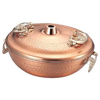 【まとめ買い10個セット品】【 業務用 】銅しゃぶ鍋26cm