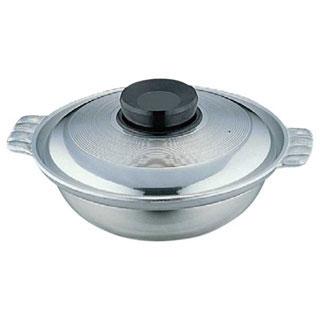 【まとめ買い10個セット品】【 業務用 】アルミキャストDXチリ鍋[ライン] 24cm