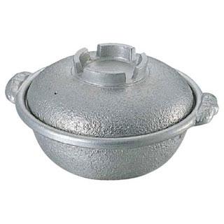 【まとめ買い10個セット品】【 業務用 】アルミ土鍋バレル 30cm