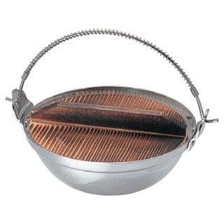 【まとめ買い10個セット品】【 業務用 】アルミ製寄せ鍋15cm