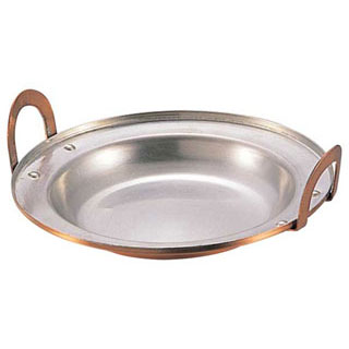 【まとめ買い10個セット品】【 業務用 】銅柳川鍋