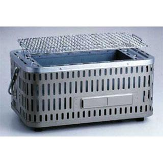 【まとめ買い10個セット品】【 業務用 】角型卓上ビッグシチリン団炭 SC-392