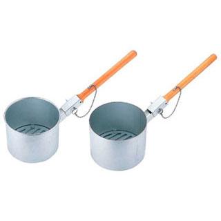 【まとめ買い10個セット品】【 業務用 】鋳物目皿付ジャンボ火起し 18cm