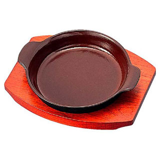 【まとめ買い10個セット品】グラタン皿 丸型C 17cm 【厨房館】