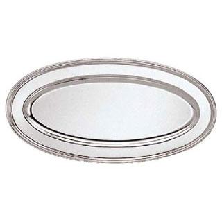 【まとめ買い10個セット品】【 業務用 】フィッシュ皿 22インチ
