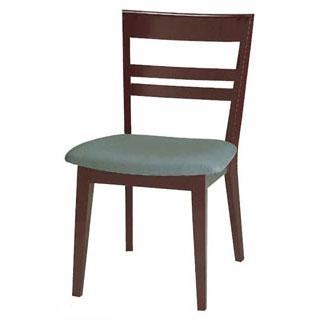 【 業務用 】椅子 高級鏡面塗 うるみ 9-131-7