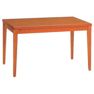 【 業務用 】テーブル 天板ハードメイプル突板ウレタン塗装 9-119-1