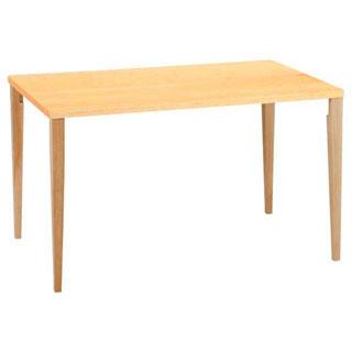 【 業務用 】テーブル 米桧 寄せ木 9-120-7