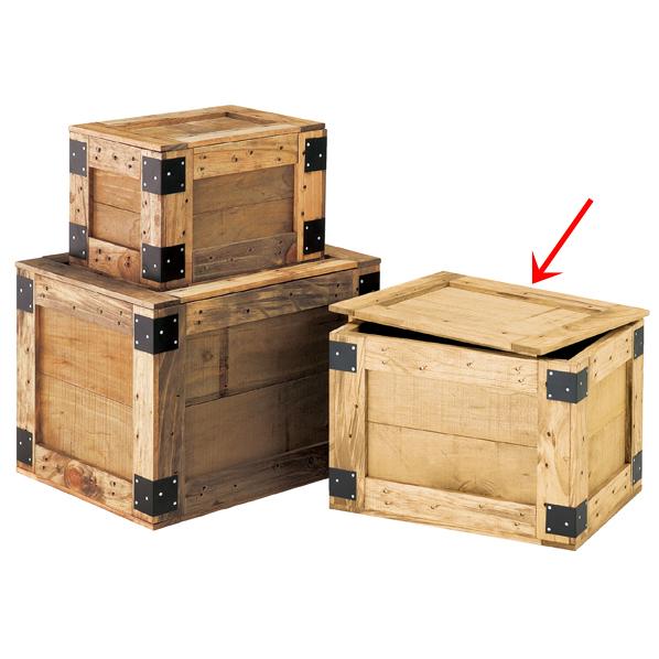 梱包ボックス 白木 中 【厨房館】