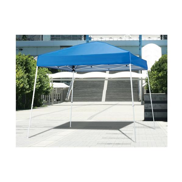 ワンタッチ折りたたみテント 3.5×3.5m 【厨房館】