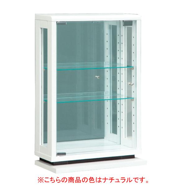 ★卓上ショーケース ライフ ハイタイプ ナチュラル 【厨房館】